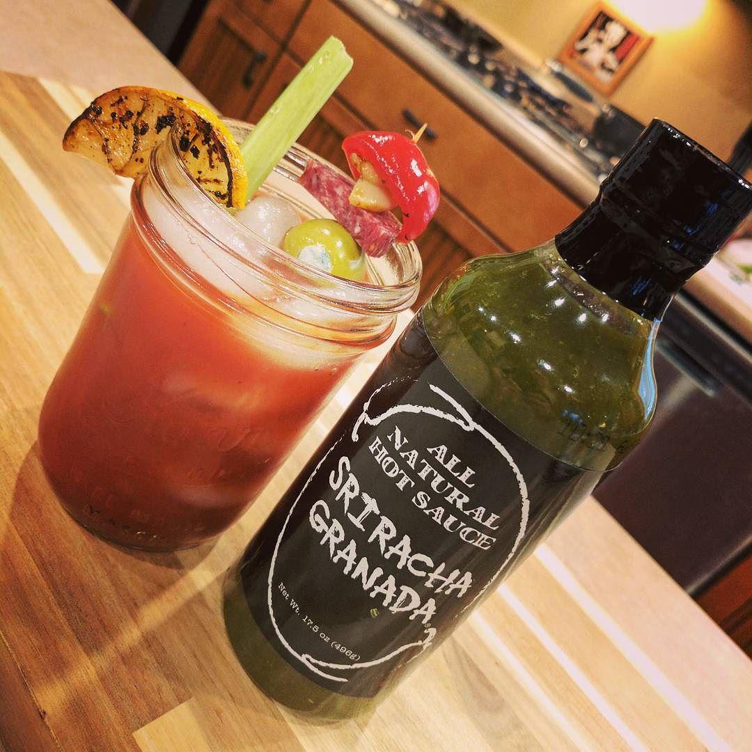 Green Sriracha - Sriracha Granada